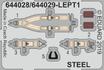 P-38F LööK 1/48 - 2/2
