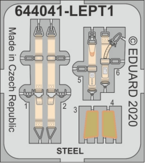 Me 262A LööK 1/48  - 2
