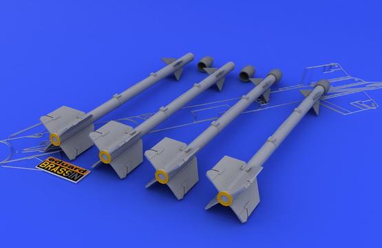 AIM-9B Sidewinder 1/48  - 2