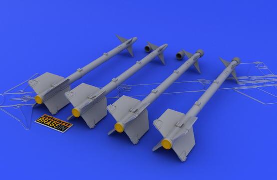 AIM-9M/L サイドワインダー 1/48  - 2