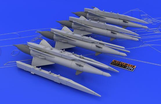 RS-2US / AA-1 Alkali 1/48  - 2