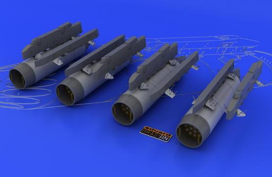 Rocket launcher B-8M1 1/48  - 2