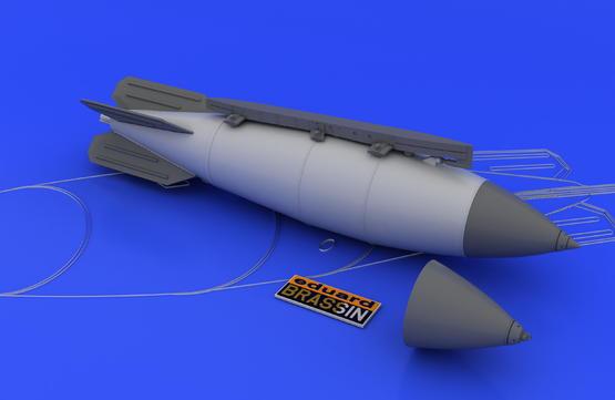 IAB-500 imitation atomic bomb 1/48  - 2