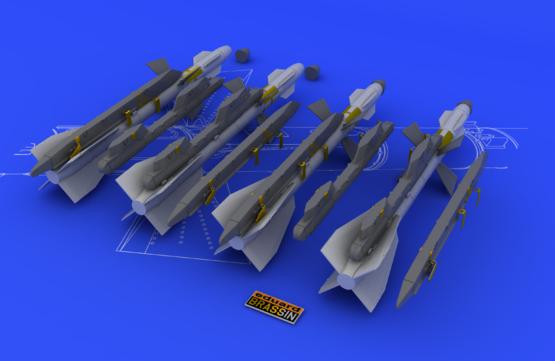 R-27T/T1 / AA-10 Alamo-B 1/48  - 2