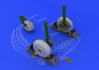 Su-27 wheels 1/48 - 2/3