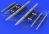 Su-25K wing pylons 1/48 - 2/6