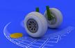 PV-1 wheels 1/48 - 2/3