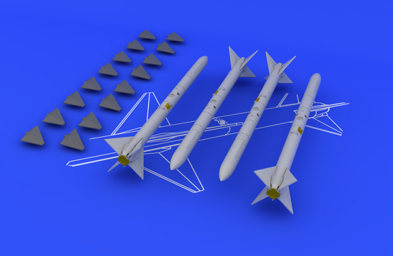 AIM-7M Sparrow 1/48  - 2