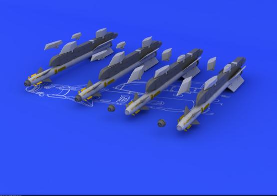 R-73 / AA-11 Archer 1/48  - 2