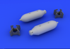 US 500lb bombs (2 pcs) 1/48 - 2/2