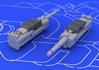MK 108 gun 1/48 - 2/3