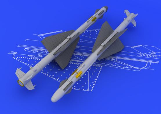 R-23T / AA-7 Apex  1/48 1/48  - 2