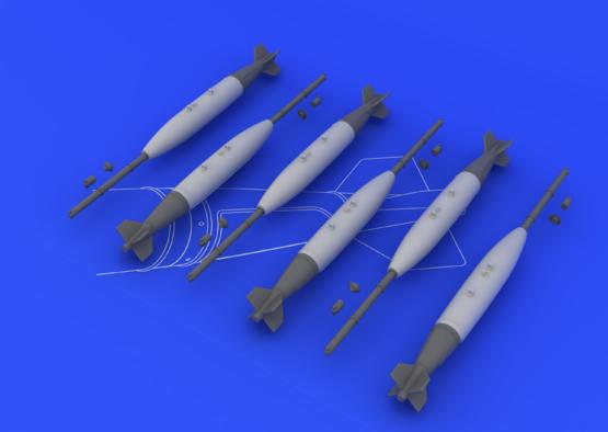 Mk.82 bombs 1/48  - 2