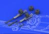 MG FF gun 1/48 - 2/3