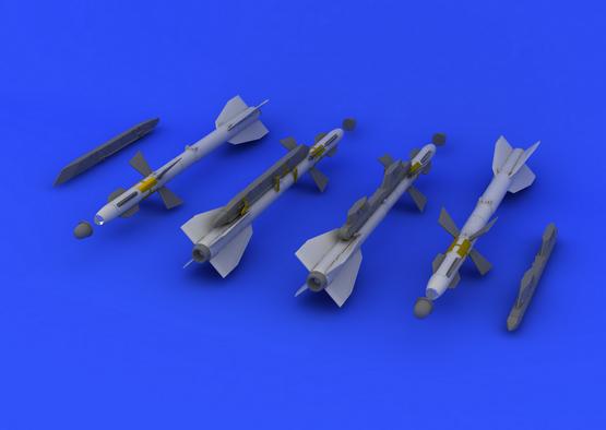 R-27ET / AA-10 Alamo-D 1/48  - 2