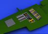 Spitfire Mk.IX zbraňová šachta 1/48 - 2/7