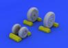 F-4B/N wheels 1/48 - 2/5