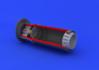 MiG-21PF/PFM exhaust nozzle 1/48 - 2/4