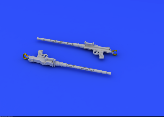 MG 81 gun 1/48  - 2