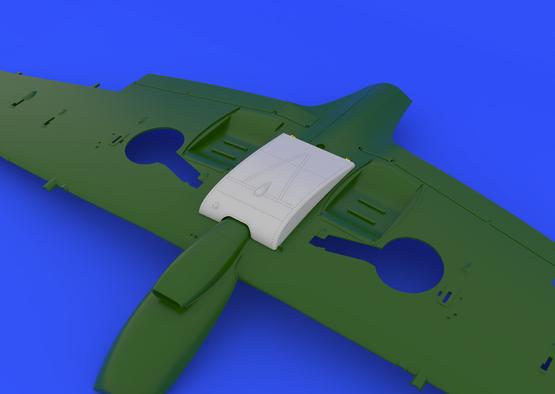 Spitfire 30gal přídavná nádrž 1/48  - 2