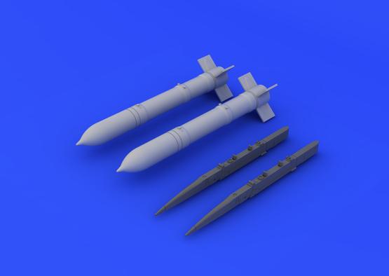 S-24 ракеты 1/48  - 2
