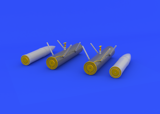 WGr.21 for Bf 109G 1/48  - 2
