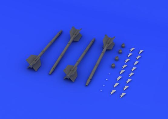 AIM-9D Sidewinder 1/48  - 2