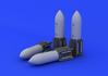 SC 250 German bombs 1/48 - 2/3
