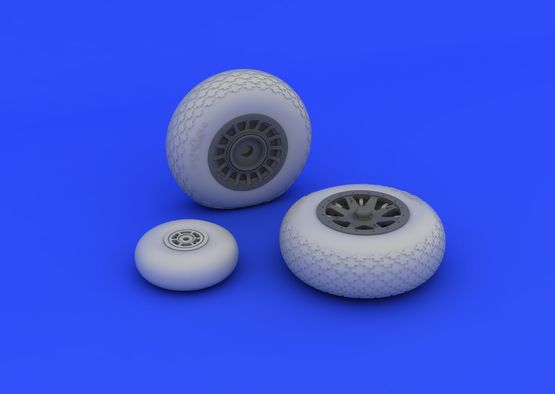 PBY-5A wheels 1/48  - 2