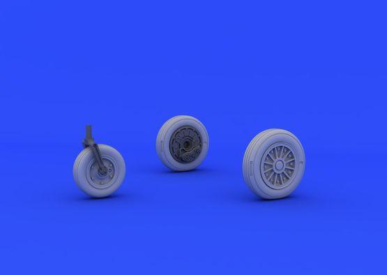 A-4E wheels early 1/48  - 2