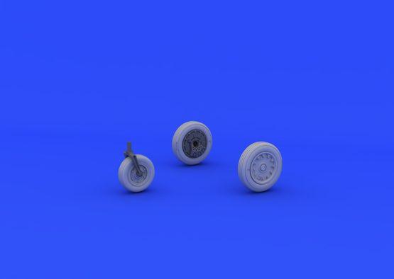 A-4E/F wheels 1/48  - 2