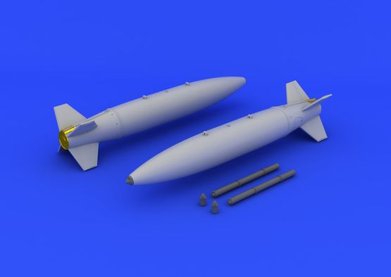 Mk.84 bombs retarded fin  1/48 1/48  - 2