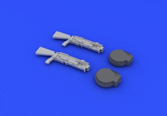 MG 14 パラベラム WWI 機関銃 1/48  - 2