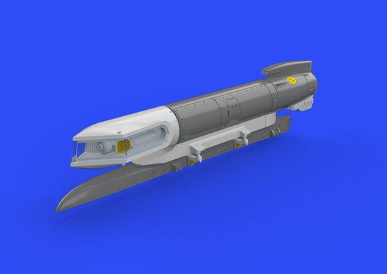 Sniper ATP pro Harrier GR.9 1/48  - 2
