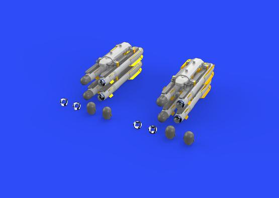 AGM-114 Hellfire 1/48  - 2