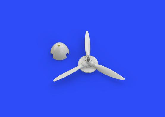 Bf 109F propeller LATE 1/48  - 2