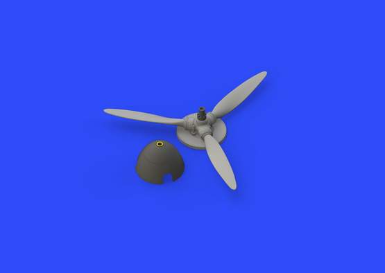 Bf 109F propeller EARLY 1/48  - 2