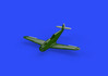 Bf 109F control surfaces 1/48 - 2/6