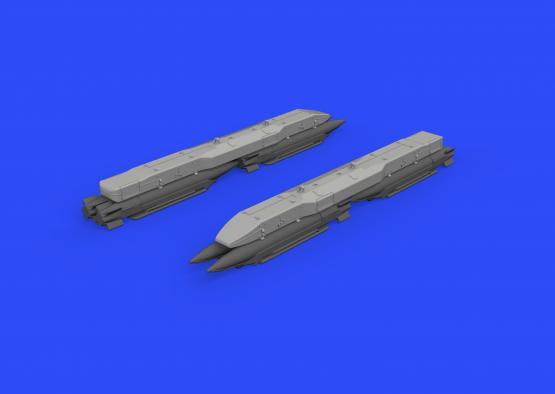 GBU-39 с BRU-61 1/48  - 2