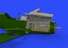 Bf 109F двигатель и фюзеляжное вооружение 1/48 - 2/7