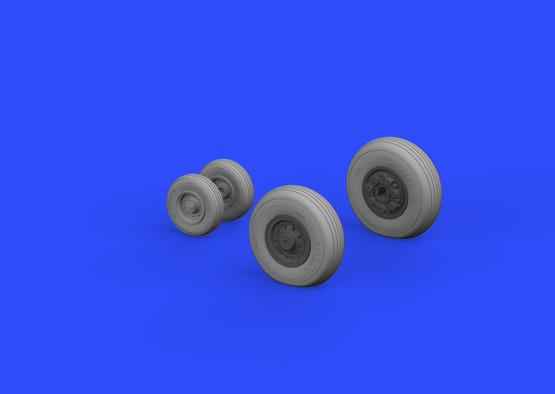 F-14A wheels early 1/48  - 2