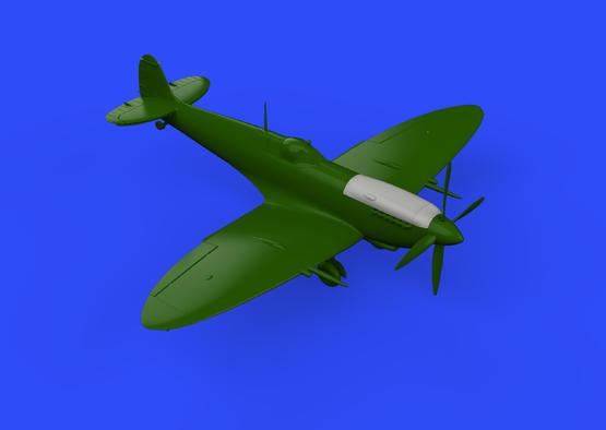 Spitfire Mk.IX top cowl early 1/48  - 2
