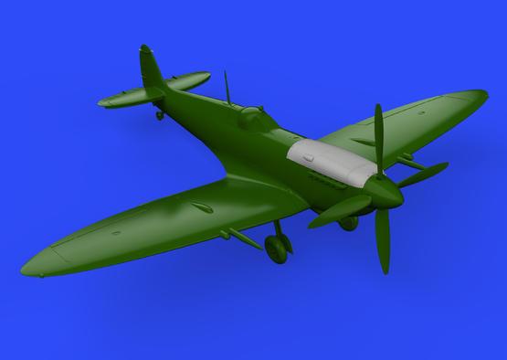 Spitfire Mk.IX kryt motoru pozdní verze 1/48  - 2