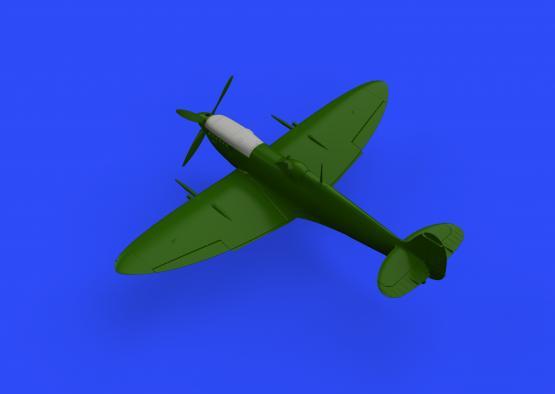 Spitfire Mk.XVI kryt motoru 1/48  - 2