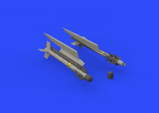 Matra R-550 Magic 1/48  - 2