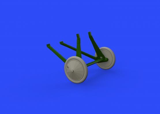 SE.5a wheels 1/48  - 2