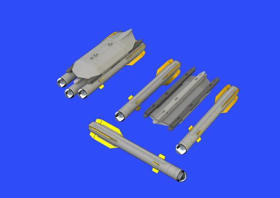 Brimstone w/ AGML III rack 1/48  - 2