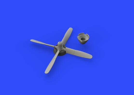 P-51D Hamilton Standard propeller 1/48  - 2