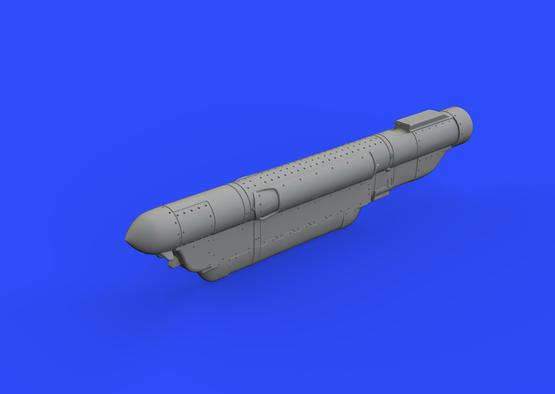 AN/ALQ-184 (short) ECM pod 1/48  - 2
