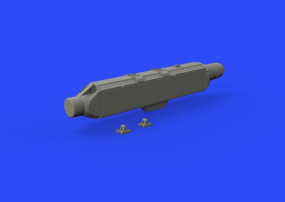 AN/ALQ-131 (shallow) ECM pod 1/48  - 2